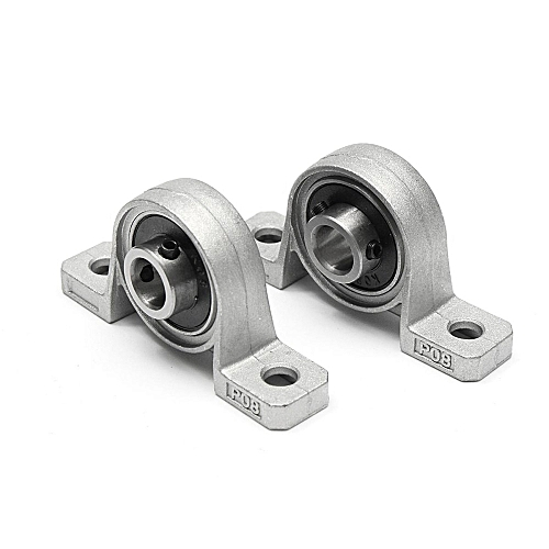 3D Printer T8 1000mm Lead Screw Rod Nut Coupling Shaft Mounting Bearing  Motor