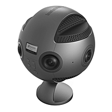 Insta360 Pro 8K 3D 360 VR Video Panoramic Camera 4K 100fps Slow Motion Anti-shake with Carrying Case-