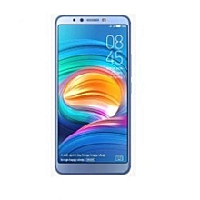 "Camon X - [16GB - 3GB RAM] 4GLTE - 6.0"" - 20MP Selfie Camera -Dual SIM- City  Blue"