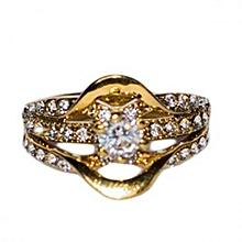 Fancy Ring - Gold