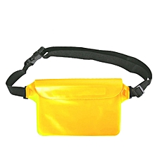 Outdoor phone waterproof bag swimming drifting debris diving storage bag