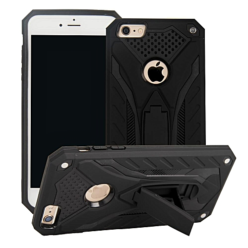 best service 42d84 acfe9 Case For for iphone 6S Case, Heavy Duty Built-in Kickstand Protective Cases  For for iphone 6 Dual Layers Armor Shock Absorption Impact Resistant ...