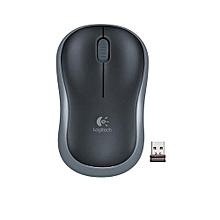 M185 - Wireless Mouse - Black