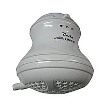 Linier Instant Heater - Hot Shower White