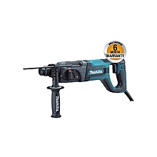 "HR2475 - 24mm (15/16"") - SDS-PLUS Combination Hammer - Blue"