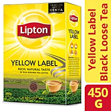 Lipton Loose Tea Yellow Label - 450g