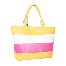 Multicolored Women's Tote Bag