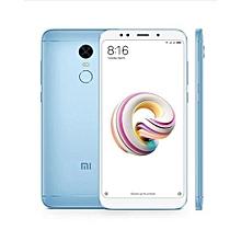 "Redmi 5 Plus 4GB 64GB 5.99"" 18:9 Full Screen Smartphone 5Plus Snapdragon 625 Fingerprint MIUI 9 4000mAh(Blue)"