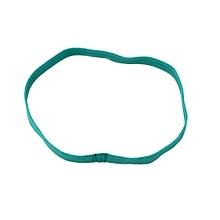 NEW Year Women Men Sport hair bands Sports headband girls sport Anti-slip Elastic Rubber Sweatband for Football Running *35
