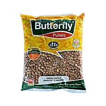 500g Green Lentils -(Masoor/Kamande)