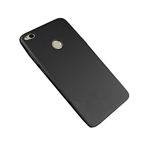the best attitude bc927 b90a5 Huawei Honor 8 Lite Back Cover - Silicone Rubber Finish Black