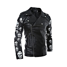 e9fe7e7ea62 New Special Technology Design Men  039 s Ultra - Type Motorcycle Collared Leather  Clothing