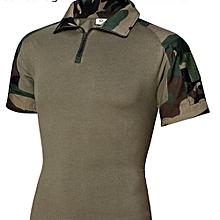 ESDY Jungle Green Shirt