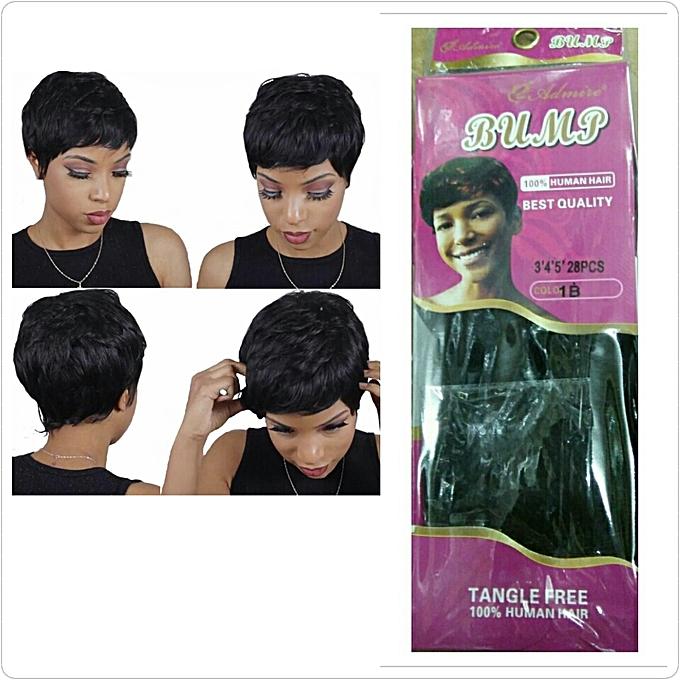 Buy Admire Bump 28 Hair Piece Weave Color 1b Best Price Online