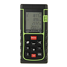 RZ-E40 Digital Handheld Laser Distance Meter, Max Measuring Distance: 40m(Green)