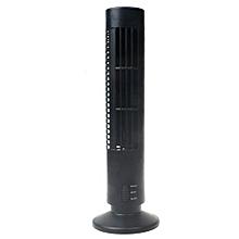 Mini USB Table Fan 33 * 10.5 * 10.5 Cm - Black