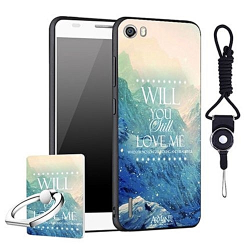 more photos 203e6 8a744 For Huawei Honor 6 Mini Case 5.0inch Cool Design Colored Paiting Soft TPU  Silicone Back Cover Case Phone Cases(Multicolor-6)