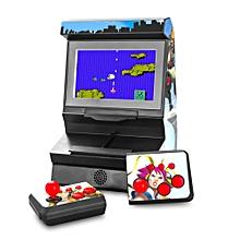 HT943 Portable Retro Game Machine 4.3 inch LCD Screen with Wireless Controller-MULTI