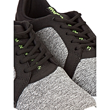 Grey Male Shoes