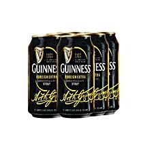 Draught Stout Can Beer 24 Cans - 500ml
