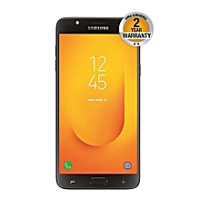 Galaxy J7 Duo, 32GB+3GB RAM, 13MP+5MP Dual Camera, (Dual SIM) 4G - Black