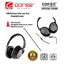 Edifier H850 Hi-Fi Monitor DJ Headphones with Professional Audiophile  SEEDPGAN
