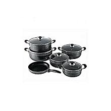 11pc non stick cooking pots