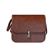 Women Lady Leather Satchel Handbag Shoulder Tote Messenger Crossbody Bag