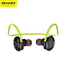 AWEI A845BL BLUETOOTH V4.1 NOISE REDUCTION NECKBAND STEREO EARPHONES BDZ