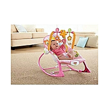 Fisher Price Infant To Toddler Butterfly Baby Rocker ( 0+ months)