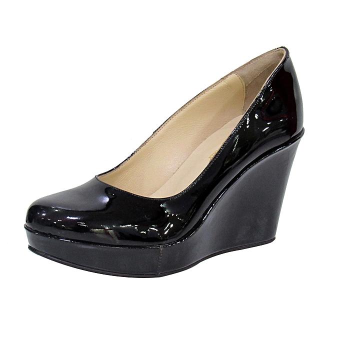 5cb7a6cdd Melia Black Melia Wedge Ladies Shoes @ Best Price Online | Jumia Kenya