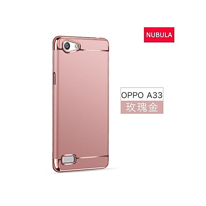 Buy Generic Phone Case For OPPO A33 / NEO7 3 In 1 Hard PC Protective Back