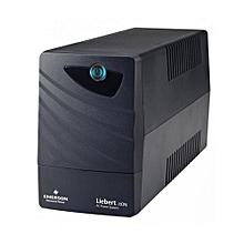 Liebert ItON 800VA UPS - Black