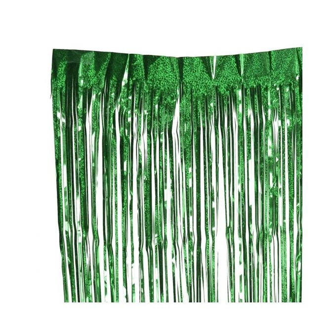 Magideal Metallic Fringe Curtain Party Foil Tinsel Room
