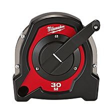 S8-26/25 TAPE MEASURE 30M - Red