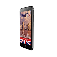 SPEED X -5.0'' - 16GB - 1GB - 8MP Camera - Dual SIM - 4G/LTE - Black + Free Case