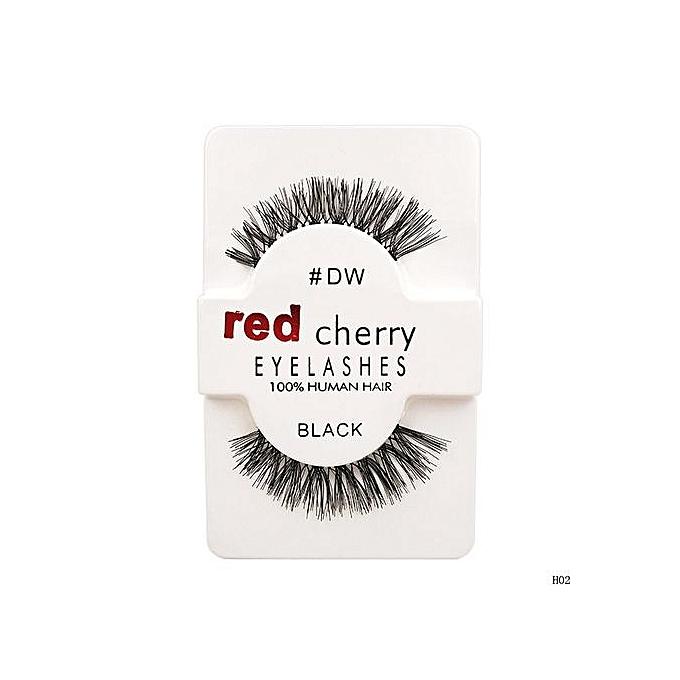 Buy Fashion Red Cherry Eyelashes Best Price Jumia Kenya