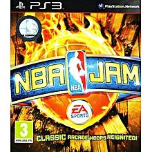 PS3 Game NBA Jam