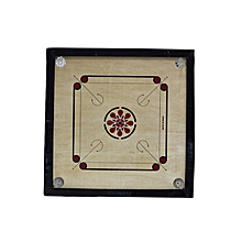 Carrom Board Jnr Complete 26''X 26'': 55206: Connate