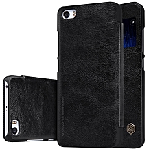 Nillkin Qin Smart Sleep Wallet Card Slot Stand Leather Case For Xaiomi Mi5