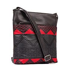 Naivasha pure leather sling bag