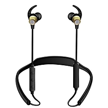 Wireless Bluetooth Headphone Sport Earphone Stereo Headset In Ear Earbuds Rose