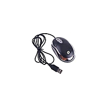 Wired Mouse - Black