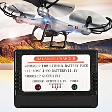 11.1V 3S Lithium Battery Balance Charger Accessory For RC Drone Quadcopter(US Plug)