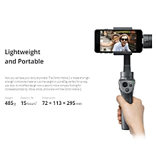 OSMO MOBILE 2 3-Axis Handheld Brushless Gimbal Stabilizer for Smart Phone iPhone Samsung