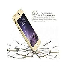 IPhone 6 Plus / 6S Plus 360° Full Protective Case - Gold