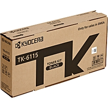 Kyocera TK-6115 Toner Cartridge - Black