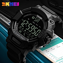 SKMEI Men Smart Watch Man Calories Pedometer Multi-Functions Sports Watches Reminder Bluetooth Digital Wristwatches 1249 By HonTai