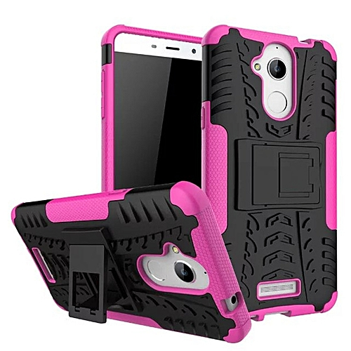 For Coolpad Note 5 , PC+TPU 2 In 1 Hybrid Combo Armor Rugged Hard Cover  Sheild Shockproof Case With Kickstand Phone Housing For Coolpad Note 5