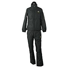 T/Suit Woven Wmn- F113178black- L
